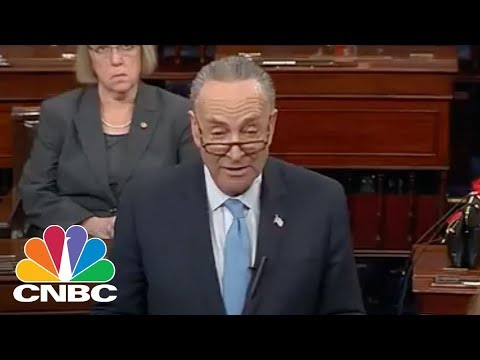 Senate Reaches Deal To End Government Shutdown | CNBC