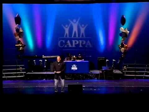 CAPPA Showcase 2011 - Motivational Speaker/Author Joseph B. Washington