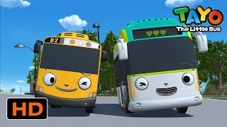 Tayo English Episodes l BFF FOREVER l Tayo the Little Bus