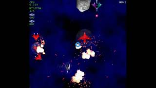 Freestrike Arcade Space Combat v1.30 Demo - Zone 1 Demo Course Expert Loops 1