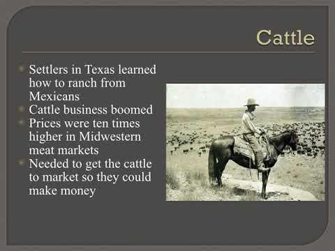Farming, Mining, And Ranching