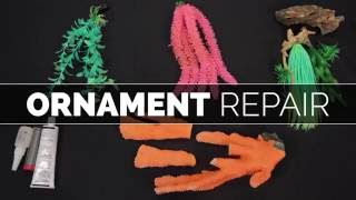 How To Repair Broken Ornaments | BIgAlsPets.com