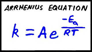 Arrhenius Equation