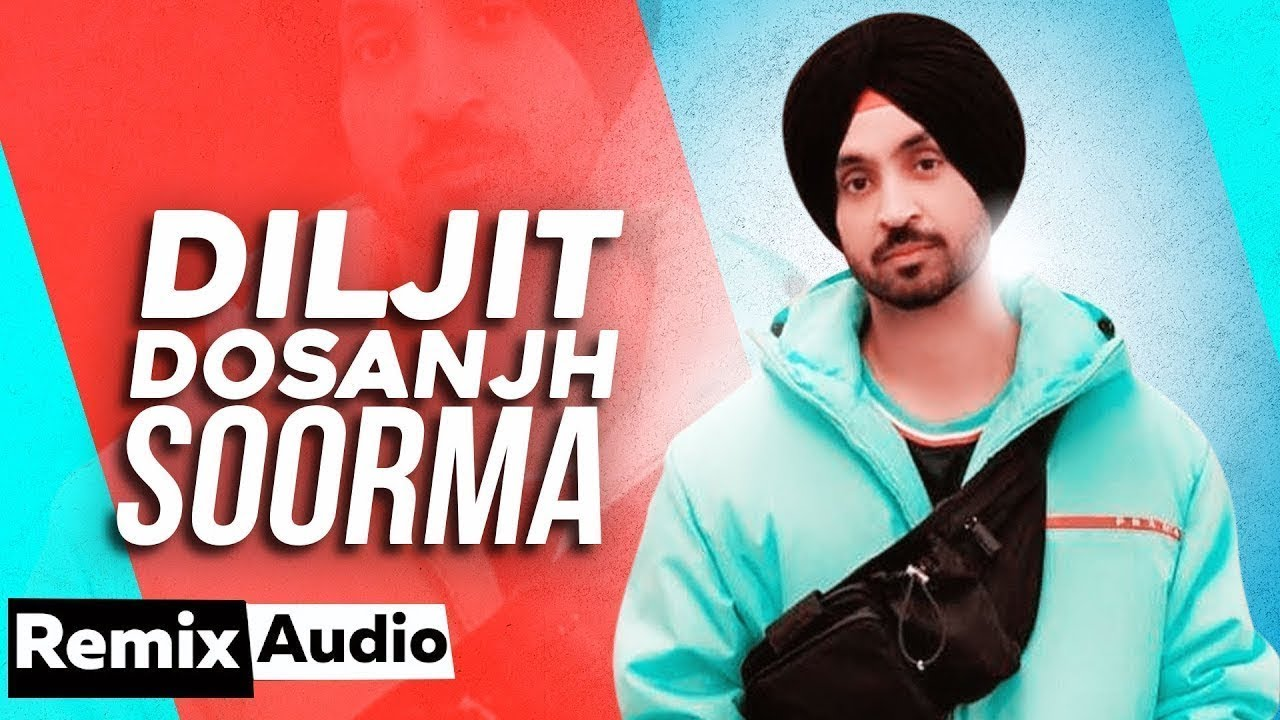 Soorma (Audio Remix) | Diljit Dosanjh | DJ Hans | Latest Punjabi Songs 2020 | Speed Records