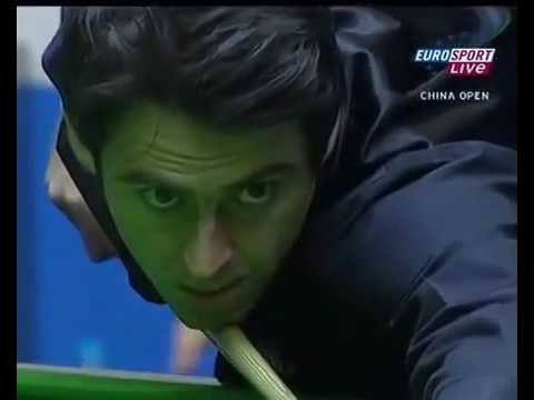 Ronnie O'Sullivan Lose James Wattana 0-5