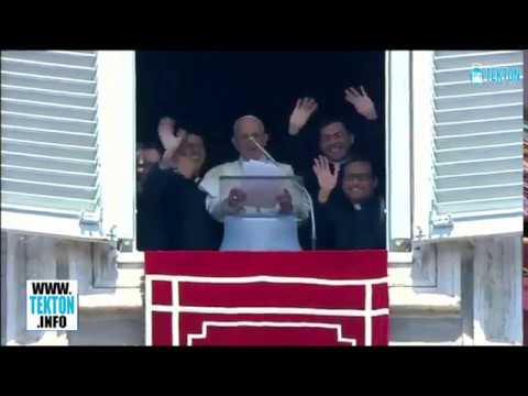 Papa Francisco: angelus de hoy 22 de abril de 2018