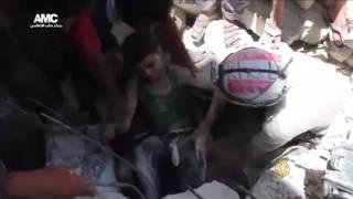 إعلان فتح ممرات إنسانية بحلب.. من موسكو وليس دمشق