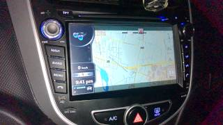 Radio Multimedia Hyundai Accent