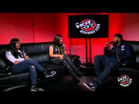 Ashanti Hot 97 Interview