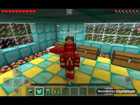 Minecraft Pe Zengin Fakir 1. Bölüm