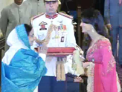 Padmashri to Aishwarya Rai Bachhan