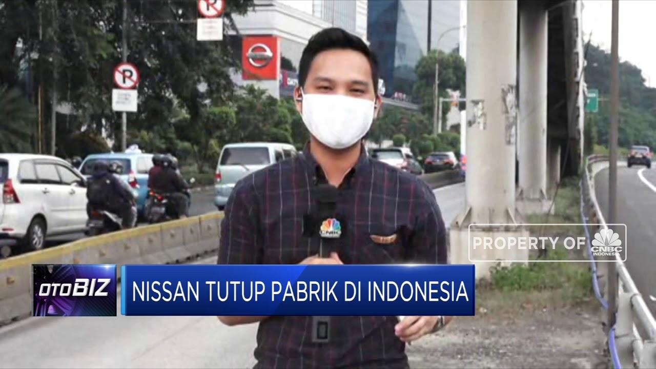 Nissan Tutup Pabrik di Indonesia