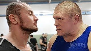 Максим Новоселов против Сергея Витязя / Последний шанс на бой