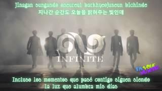 INFINITE - Reflex [Sub. Español + Hangul + Romanización]
