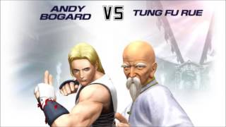 The King of Fighters XIV - Pasta -KOF XIV ver.- (Andy VS Tung Fateful Battle Theme) OST