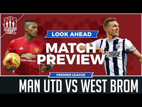 Man Utd vs West Brom LIVE Match Preview