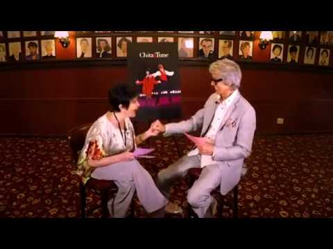 "Chita Rivera and Tommy Tune on NY1's ""On Stage""- coming to Mayo Performing Arts Center"