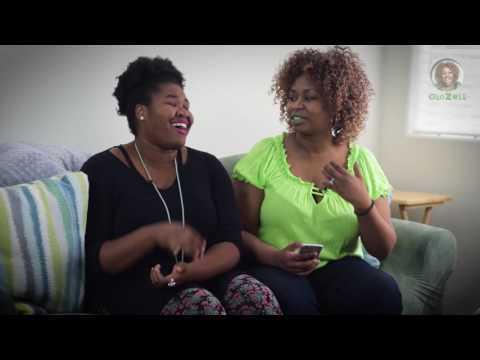 "GloZell Reviews ""Love Yourself"" By Justin Bieber"