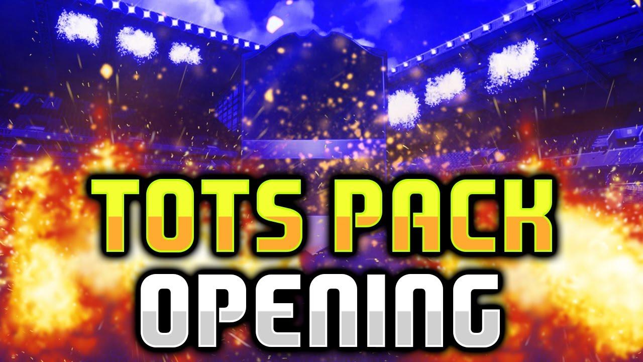 Fifa 17 Massive Tots Pack Opening W Tots Walkout