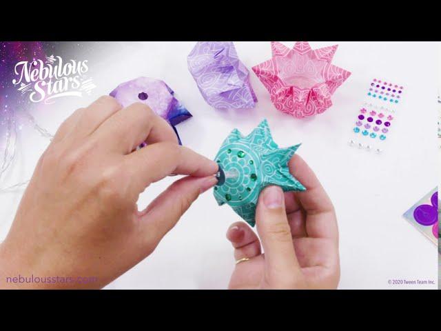NEBULOUS STARS® Origami Lanterns (11020)