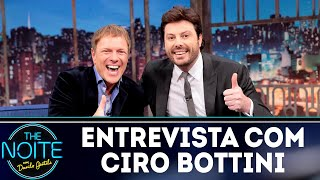 Entrevista com Ciro Bottini | The Noite (10/09/18)