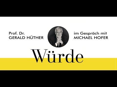Würde - Interview mit Prof. Dr. Gerald Hüther an der Langen Nacht der Philosophie Zürich