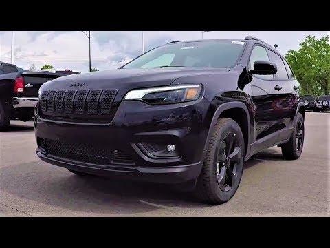 2019 Jeep Cherokee Latitude Plus Altitude The Best Jeep Cherokee Ever Youtube