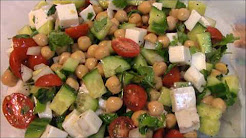 Easy Baking Recipes- Healthy and Simple Salad
