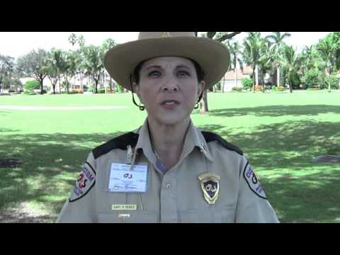 A day in the life of a Custom Protection Officer - Perla P. - YouTube