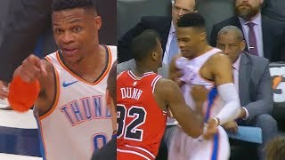 Russell Westbrook Tries To Act Tough Then Gets Confronted & Aquaman Saves NBA Player (Parody)