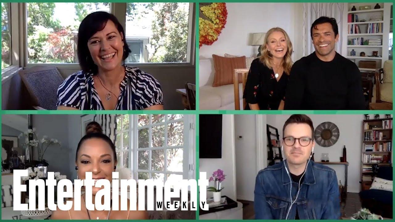 All My Children Reunion: Kelly Ripa, Mark Consuelos, Sydney Penny, Eva LaRue