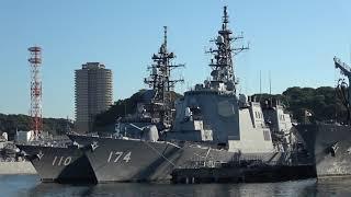 護衛艦きりしま、ホストシップあすか、ベトナム海軍フリゲート チャン・フン・ダオ... 2018.9.28