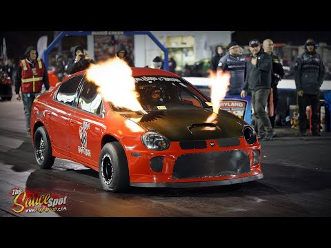 First SRT-4 5 Speed in the 8's!  8.91 @ 169 Brutal Speed & Tuning Bradley Dillon