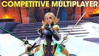 Battleborn: Competitive Multiplayer