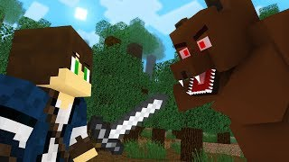 Wolf Life VI - Minecraft Animation