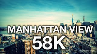 Manhattan View at MiMA 58K walk through, high end condo for rent in Midtown West, New York.