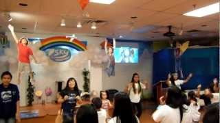 Download BlessedKids VBS 2012 Sky - Christ Arose MP3 song and Music Video