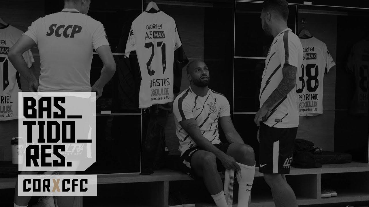 Bastidores - Corinthians 3x1 Coritiba - Brasileirão 2017 - YouTube 2fdc993ba1