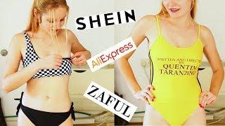 SWIMWEAR TRY ON HAUL | ZAFUL, SHEIN, ALIEXPRESS