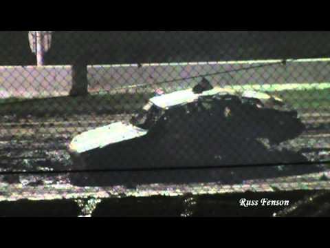 Tim Green Bender Roll-Sydney Speedway - by Russ Fenson