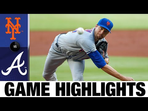 degrom-strikes-out-10-in-win-vs.-braves- -mets-braves-game-highlights-8/3/20