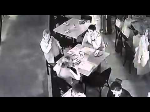 Ladrones  en restaurante Lolo de Plaza de Andares