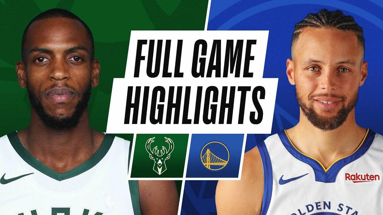 Bucks vs. Warriors - Game Recap - April 6, 2021 - ESPN