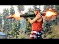 Unique Outpost - Far Cry 5 Creative Badass Stealth Kills #2