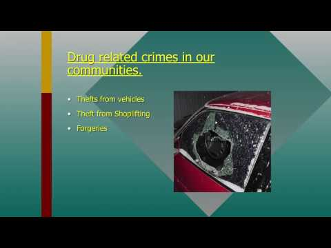 """Drug Courts Work"" - May 18, 2016 Presentation"
