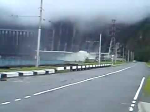 Accident at Sayano-Shushenskaya hydropower plant