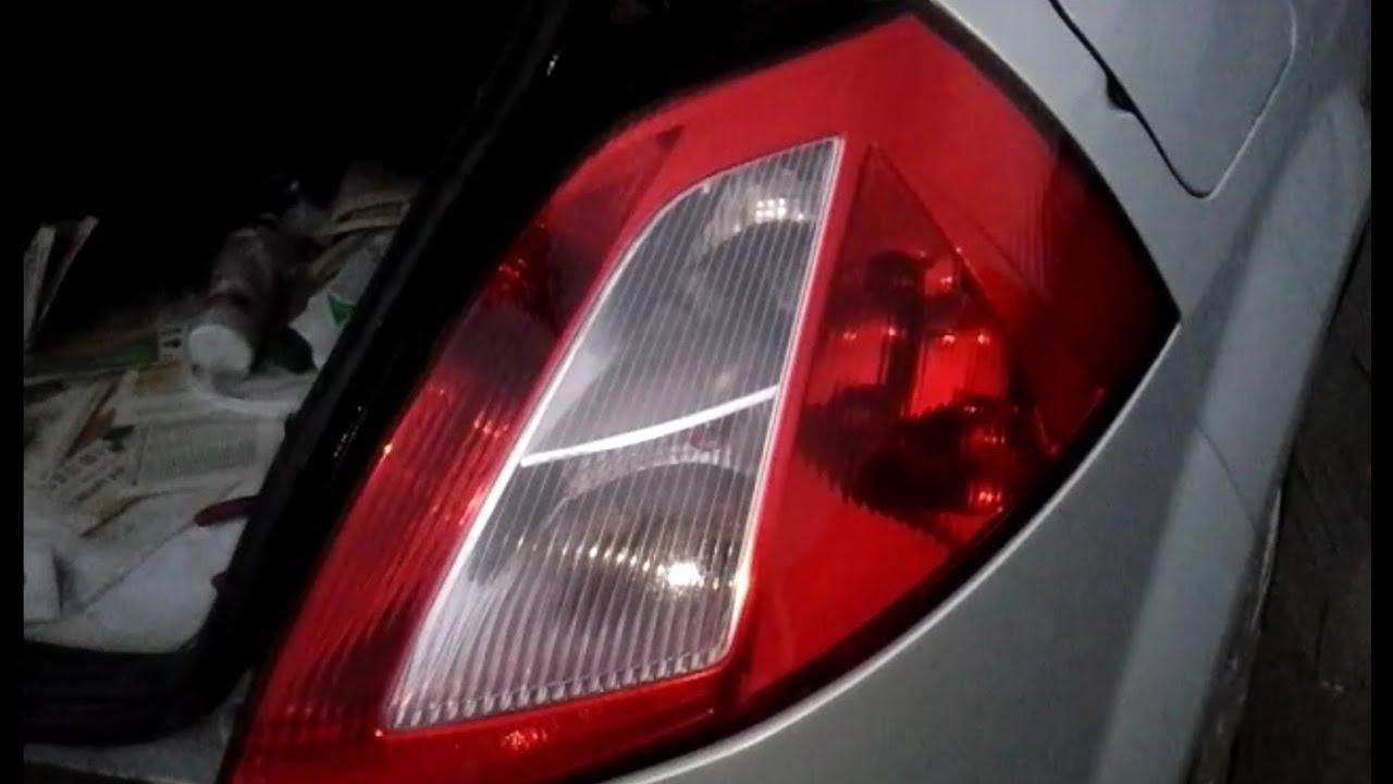 Замена лампы стоп-сигнала меган Ремонт моторчика раздатки на фокус 2