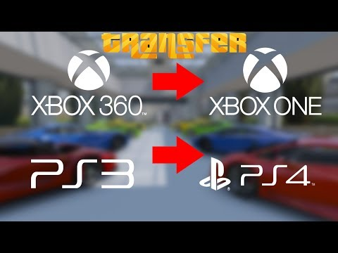 GTA 5 Transfer Character From Old Gen To New Gen (Xbox 360 to Xbox One) (PS3 to PS4)