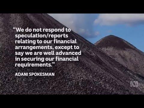 Financing Adani's Carmichael coal mine from China