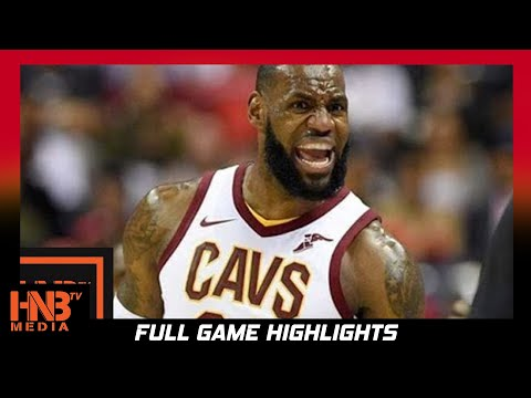 Cleveland Cavaliers vs Houston Rockets 1st Qtr Highlights / Week 4 / 2017 NBA Season
